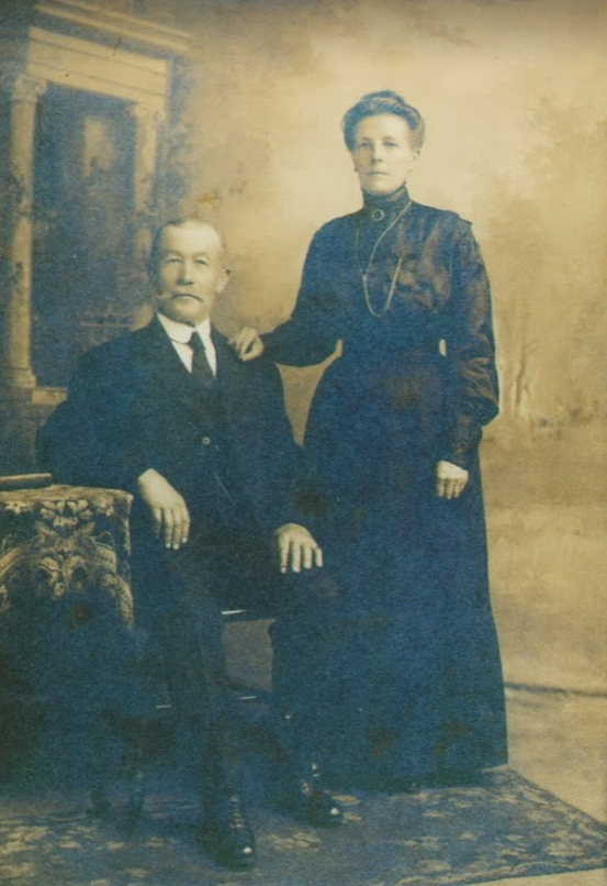Charles F. Buehler and Mary Moritz